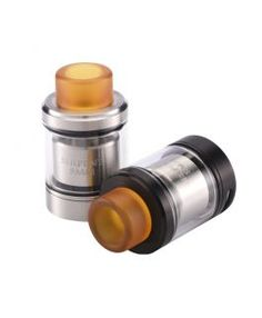 Wotofo Serpent SMM RTA Tank is designed by SUCK MY MOD & WOTOFO, this atomizer features huge 4ml e-juice capacity with 24mm diameter, Also comes with an ultem drip tip and special single coil design for easy building and top filling. Wotofo Serpent SMM provides Pyrex glass tube with 304 SS body pyrex, both directions of forward and reverse coil can be built, this serpent rta atomizer by wotofo's airholes are under the coil, which make great flavor taste.