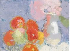 This postcard features Red Apples by Helene Schjerfbeck as seen in the Helene Schjerfbeck Exhibition. Helene Schjerfbeck is on display at The Royal Academy of Arts from 20 July - 27 October Helene Schjerfbeck, Art Floral, Helsinki, Main Image, Nordic Art, Canadian Art, Famous Art, Art Archive, Paintings I Love