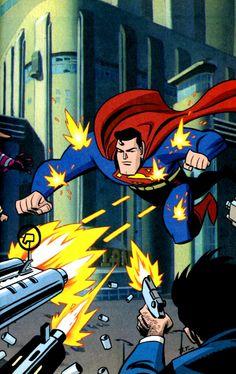 Superman Adventures #1 (November 1996) - Bruce Timm