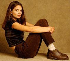 stylinglikeitsthe90s:Katie Holmes