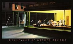 Boulevard of Broken Dreams, This picture, will be in my house one day.
