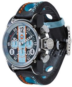 B.R.M. Watches T12-44 Limited Edition #add-content #basel-16 #bezel-fixed #bracelet-strap-leather #brand-b-r-m-watches #case-material-titanium #case-width-44mm #chronograph-yes #date-yes #delivery-timescale-1-2-weeks #dial-colour-blue #gender-mens #limited-edition-yes #luxury #movement-automatic #new-product-yes #official-stockist-for-b-r-m-watches-watches #packaging-b-r-m-watches-watch-packaging #price-on-application #style-sports #subcat-gulf #supplier-model-no-t12-44-gu-1b…