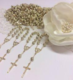 30 pcs First communion favors Recuerditos Bautizo by AVAandCOMPANY, $20.50