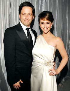 Ross McCall & Jennifer Love Hewitt