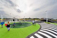 The Pulse Park Playspace - Fleetwood Urban