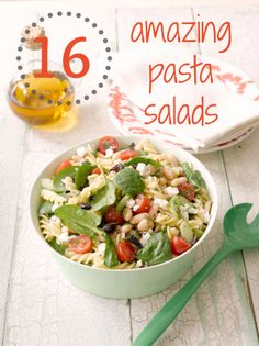 16 easy and affordable pasta salad recipes to try