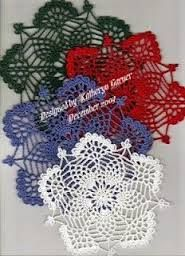 Resultado de imagem para Free Thread Crochet Pattern Leaflets | Doris Chan Shawl in Thread - Other Thread Crochet - Crochetville