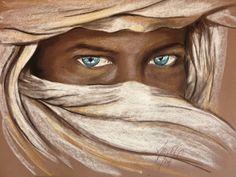 Image result for tableau peinture touaregs L'art Du Portrait, Gcse Art Sketchbook, African Artwork, Biblical Art, Doll Painting, Art Drawings Sketches Simple, Black Art, Painting Inspiration, Watercolor Art