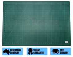 Larger A0 (1.8mx0.9m) 5 Ply Craft Cutting Mat. Genuine5 ply thick mat ; Many of our competitors' products are a mere3 ply. Many of our competitors roll them which mishapen them. Side 2: Five tangent markings, metric grid, and metric ruler markings. | eBay!