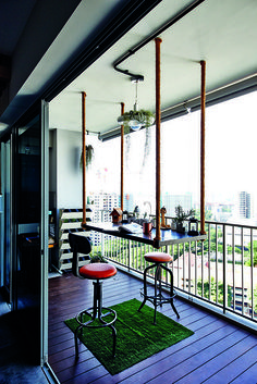 8 design ideas for your balcony or outdoor space | Home & Decor Singapore