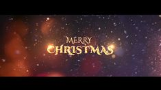 Christmas WIshes After Effects Template - Hi everyone. This is Cinematic Magical Christmas / New Year Greeting Card! Just drop your logo and type any text you want. NO PLUGINS required (version with Trapcode Particular 2.0 and Optical Flares project also included)