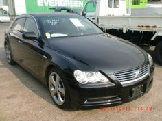 Toyota Mark X S Package  http://www.kitaicars.com/cars/toyota-mark-x-s-package/