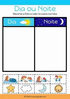 Seasons Activities, Grammar Activities, Preschool Learning Activities, Preschool Worksheets, Preschool Activities, Montessori Materials, Home Schooling, Learning Spanish, Kids Education
