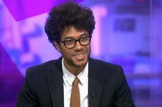 "Richard Ayoade Politely Destroyed The Media Interview Process On ""Channel 4 News� Last Night"