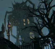 http://fhtagnnn.com/post/150143701833/lesser-amygdala-by-from-software-from-bloodborne