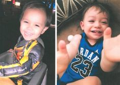 An Amber Alert was issued late Thursday for two toddlers who were abducted during a car theft in Riverside County. The car is a WHITE HONDA ACCORD. vehicle is a 2016 model with tinted windows and California license plate 7TJR654. Authorities released a recent photo of the sedan.  Inside the sedan were Carlos Cortez, 2, and Jayden Cortez, 1, according to the National Center for Missing and Exploited Children.