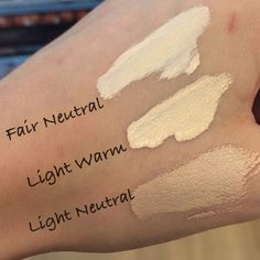 Urban Decay Naked Skin Weightless Complete Coverage Concealers. Follow my instagram @mellyfmakeup