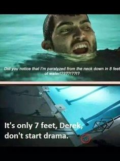 Derek's not an Alpha, he's a drama llama! And I'm going to miss him so much this season! :( But go Tyler Hoechlin for getting movie deals!So proud of him! Stiles Teen Wolf, Teen Wolf Dylan, Teen Wolf Cast, Teen Wolf Memes, Teen Wolf Quotes, Teen Wolf Funny, Jonny Weston, Tyler Hoechlin, Scott Mccall