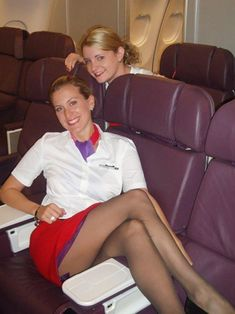 Whenever there are few passengers on a flight, the cabin attendants encourage masturbators to entertain themselves. Description from shoejoblover.tumblr.com. I searched for this on bing.com/images
