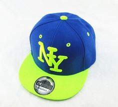 b6ec287a623 2016 New Cayler Sons Children NY Letter Baseball Cap Kid Boys And Girls  Bones Snapback Hip Hop Fashion Flat Hat Baby Casquette