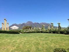 So often we forget how beautiful Stellenbosch is.