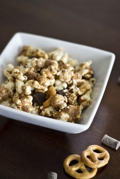 Peanut Butter Pretzel Chocolate Popcorn | Tasty Kitchen: A Happy Recipe Community!