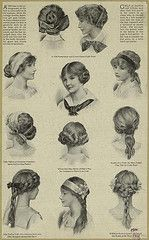 vintage hairstyles