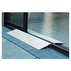 """1.5"""" Threshold Entry Door Doorway Handicap Access Ramp"""
