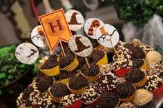 Harry potter mesa dulce