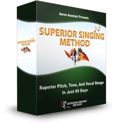 Superior Singing Method - Vocal Improvement System — Superior Singing Method