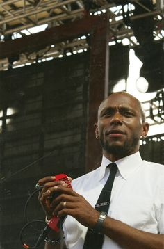 Yasiin Bey, but I'll always know him as Mos Def