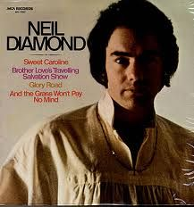 Neil Diamond ~ one of his first albums, I have all of them on vinyl. :-D