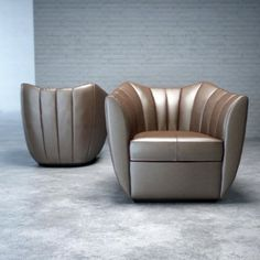 Willy Armchair 3D