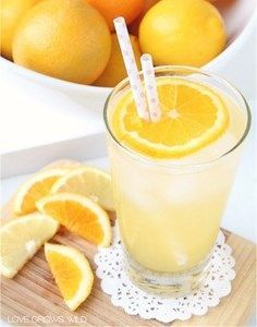 arancia limone