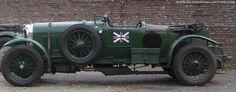 Vanden Plas (UK) Bentley 4 1/2 Ltr. Le Mans Sports Four Seater 1929