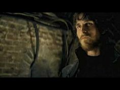 REIGN OF FIRE-Trailer--20 years in the future, the planet has been devastated by fire-breathing dragons. The last vestiges of humanity now struggle for survival at remote outposts. In a ruined castle Quinn is desperately trying to hold together a band of frightened survivors. Quinn's responsibilities to those that are under his protection, results in a battle of wills between the 2 men. In the end, events cause them both to realize that they must work together to defeat the monsters!
