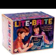 80's toys Lite Bright