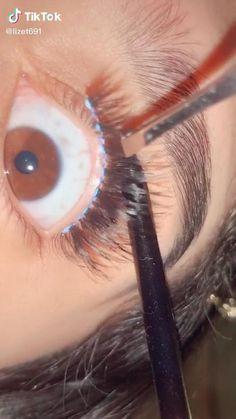 Baddie Makeup, Edgy Makeup, Makeup Eye Looks, Eye Makeup Art, Cute Makeup, Skin Makeup, Eyeshadow Makeup, Makeup Tutorial Eyeliner, Makeup Looks Tutorial