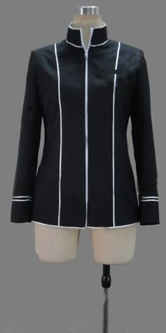Onecos K-project Totsuka Tatara Coat Cosplay Costume ** Continue to the product at the image link.
