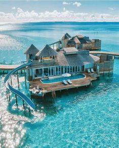 Santorini, Beautiful Islands, Beautiful Places, Beautiful Beach, Beautiful Scenery, Wonderful Places, Beautiful Pictures, Places To Travel, Places To Visit