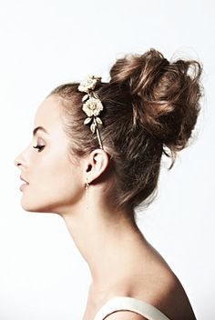 diy heiress hairstyle