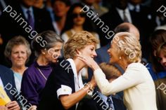 Princess Diana & The Duchess of Kent
