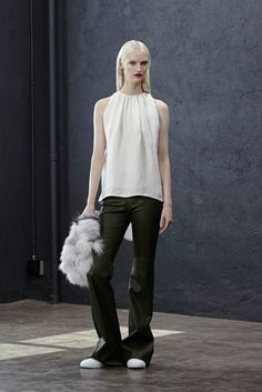 Hellessy Spring 2015 Ready-to-Wear Collection Photos - Vogue