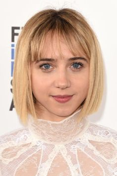 Zoe Kazan. Zoe was born on 9-9-1983 in Los Angeles, California as Zoe Swicord Kazan. She is an actress, known for Ruby Sparks, The F Word, Fracture, and Revolutionary Road.