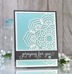 Joyful Creations with Kim: TE Sneak Peek Day 3: Sitting Pretty and Mandalas