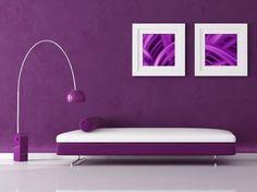 Pareti Viola E Lilla : Best arredamento viola images bedroom colors