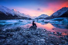 Photographer Explores New Zealand's South Island, Takes Stunning Landscape Photos | BlazePress
