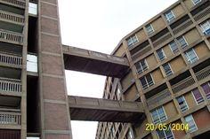 Park Hill flats, Sheffield