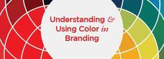 understanding and using color in branding
