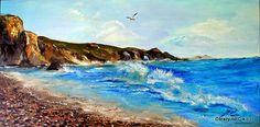 FOR SALE - NA PRODEJ -  Cecília Džupinová - Voľnosť - Sloboda Obraz - voľná kópia maľovaný akrylkami na plátne . Natiahnutý na drevenom blindráme, odporúčam zarámovať. Veľkosť: 120 x 60 cm